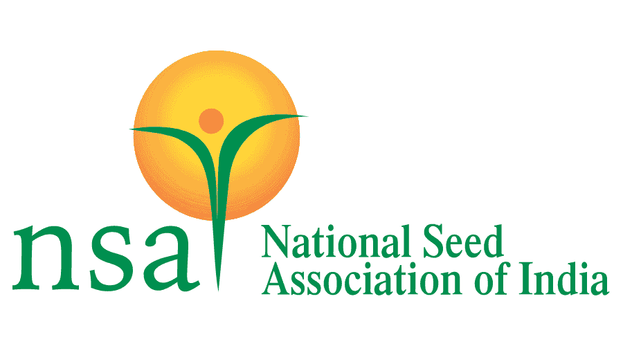 National Seed Association of India (NSAI) Logo Vector