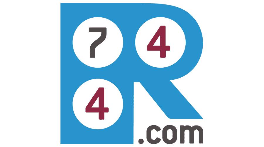 R744.com Logo Vector