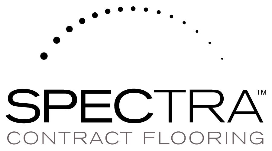 Spectra Contract Flooring Logo Vector