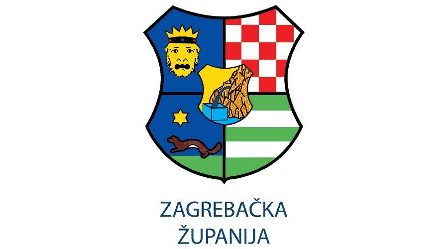 Zagrebačka županija Logo Vector