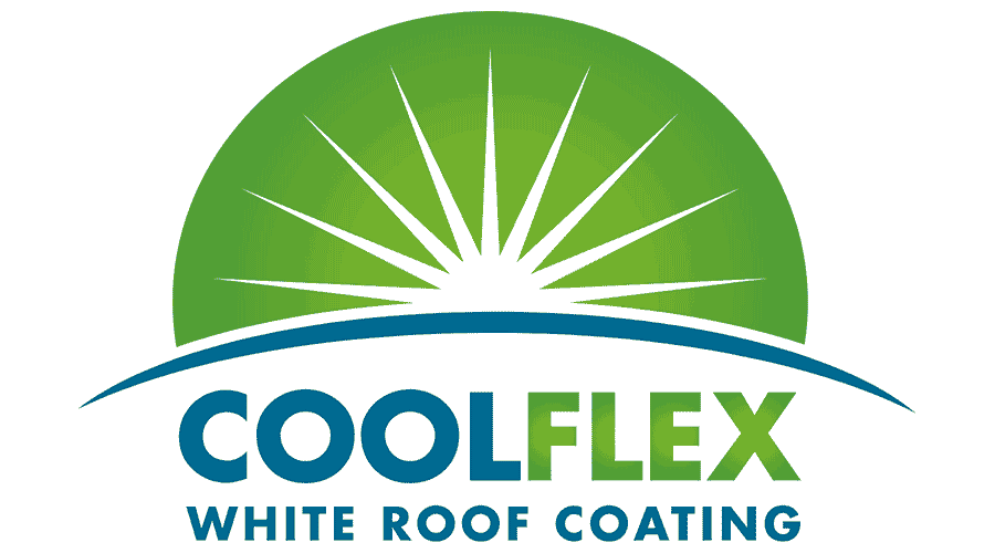 COOLFLEX White Roof Coating Logo Vector