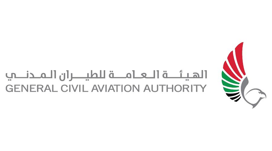 General Civil Aviation Authority (GCAA) Logo Vector