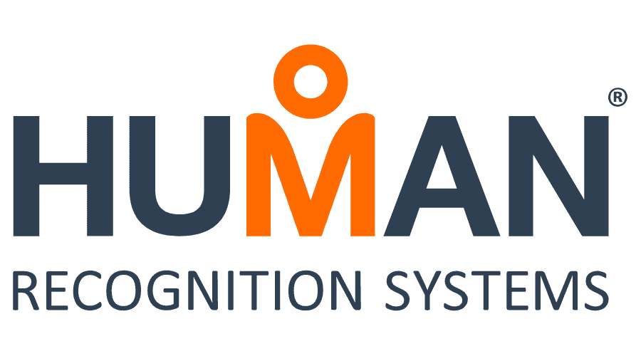 Human Recognition Systems Logo Vector