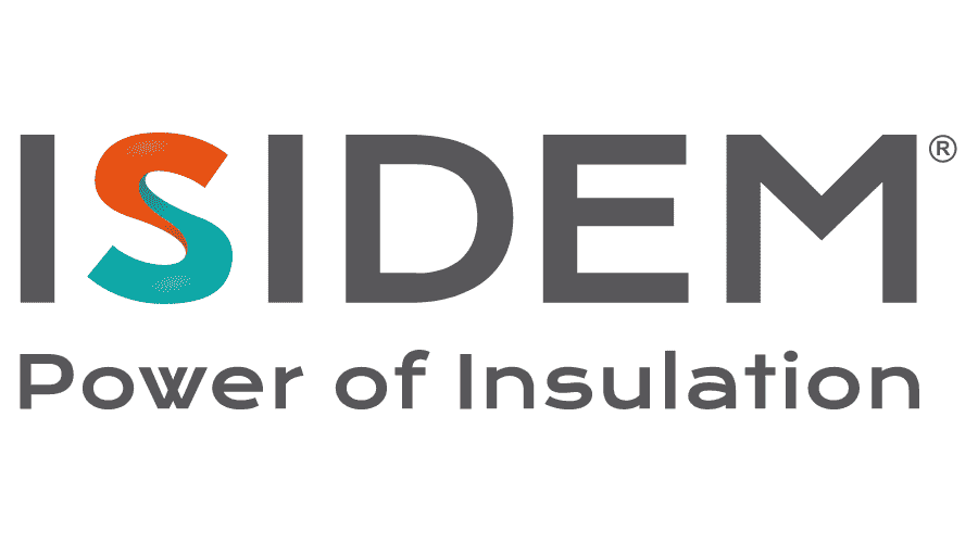 ISIDEM Insulation Logo Vector