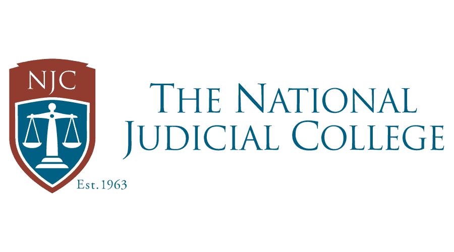 The National Judicial College Logo Vector