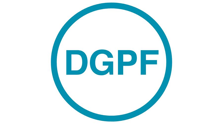 Deutsche Gesellschaft für Photogrammetrie, Fernerkundung und Geoinformation e.V. (DGPF) Logo Vector