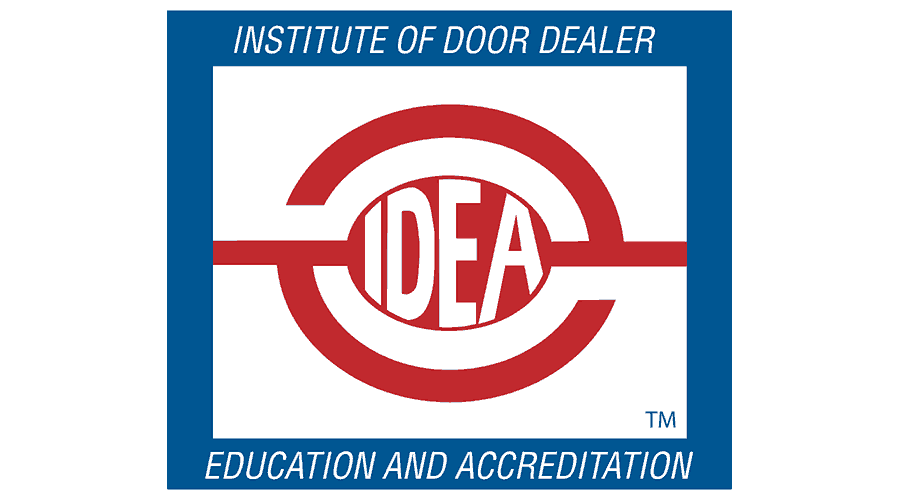Institute of Door Dealer Education and Accreditation (IDEA) Logo Vector