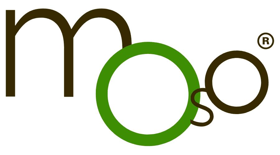 Moso Bamboo Logo Vector