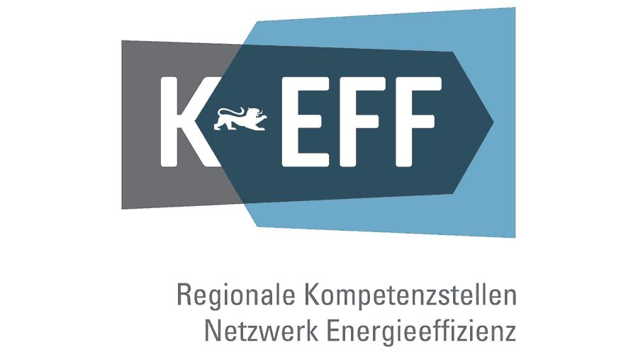 Regionalen Kompetenzstellen Netzwerk Energieeffizienz (KEFF) Logo Vector
