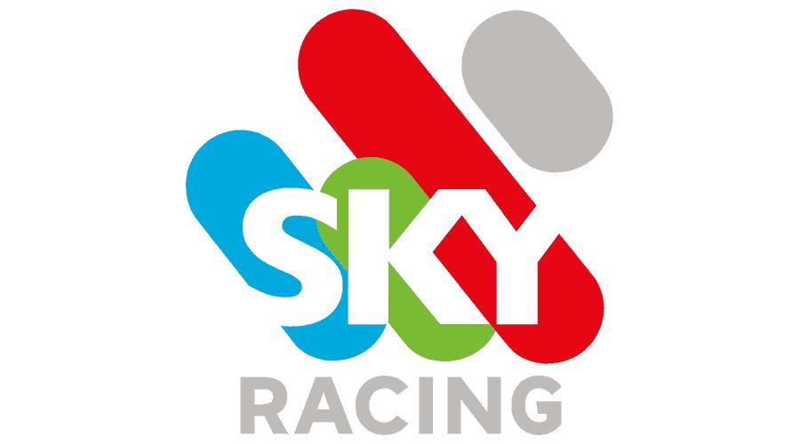 Sky Racing Logo Vector