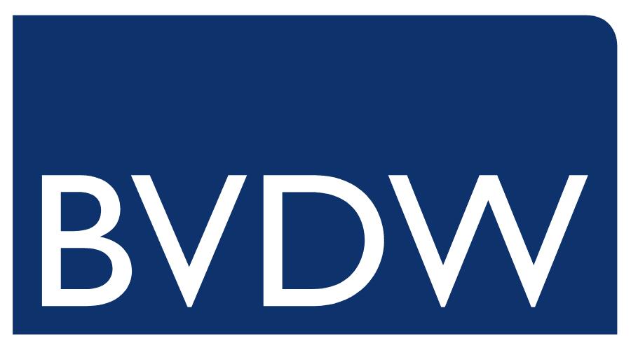 Bundesverband Digitale Wirtschaft (BVDW) e.V. Logo Vector