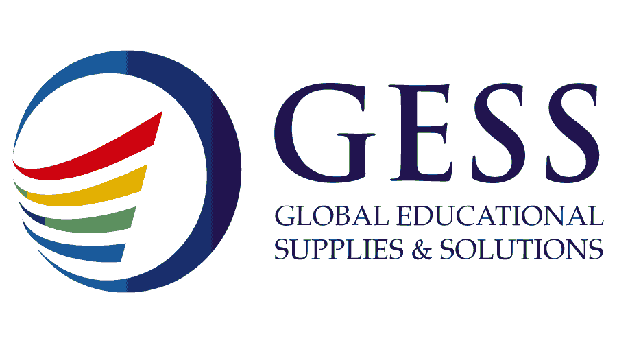 GESS – Global Educational Supplies and Solutions Logo Vector
