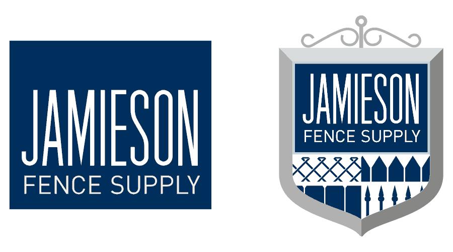 Jamieson Fence Logo Vector