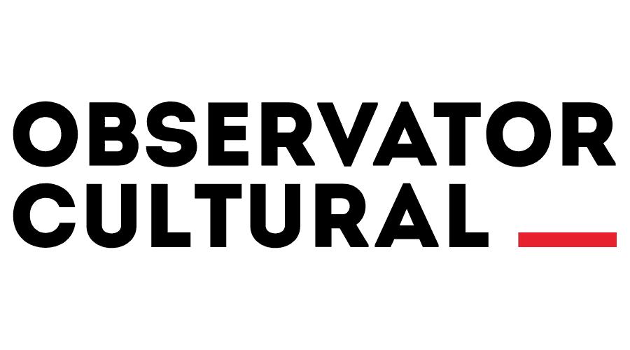 Observator Cultural Logo Vector