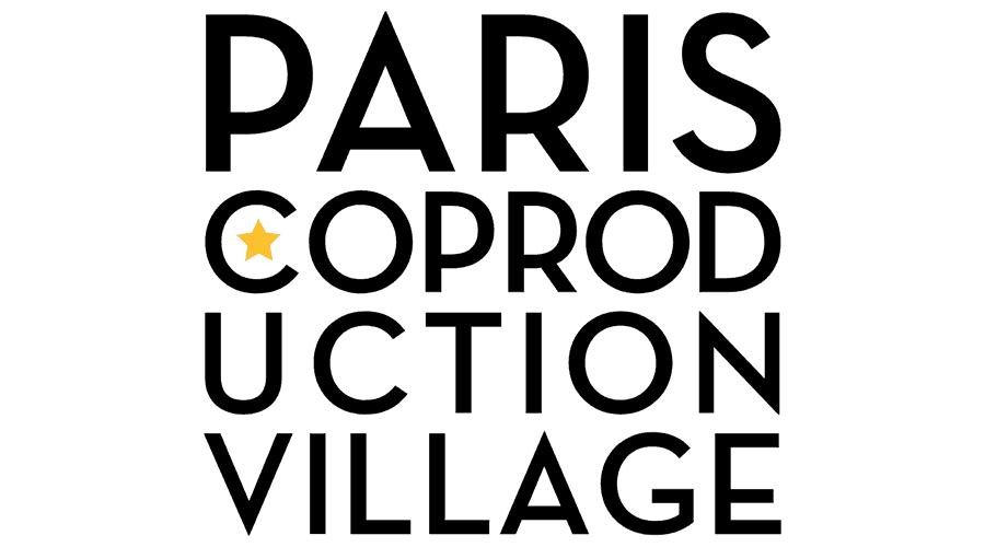 Paris Coproduction Village Logo Vector