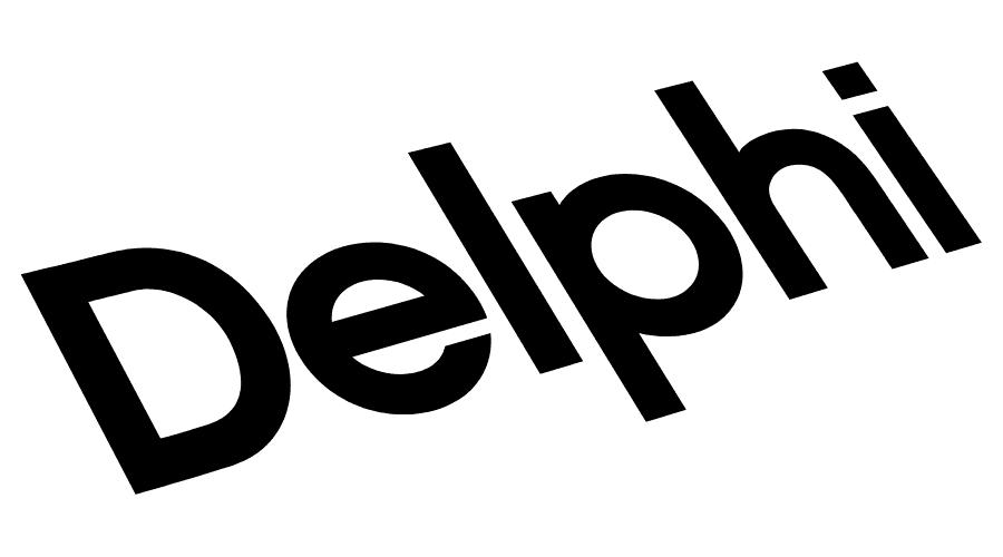 Advokatfirman Delphi Logo Vector