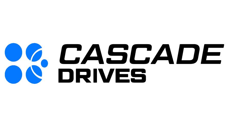 Cascade Drives AB Logo Vector