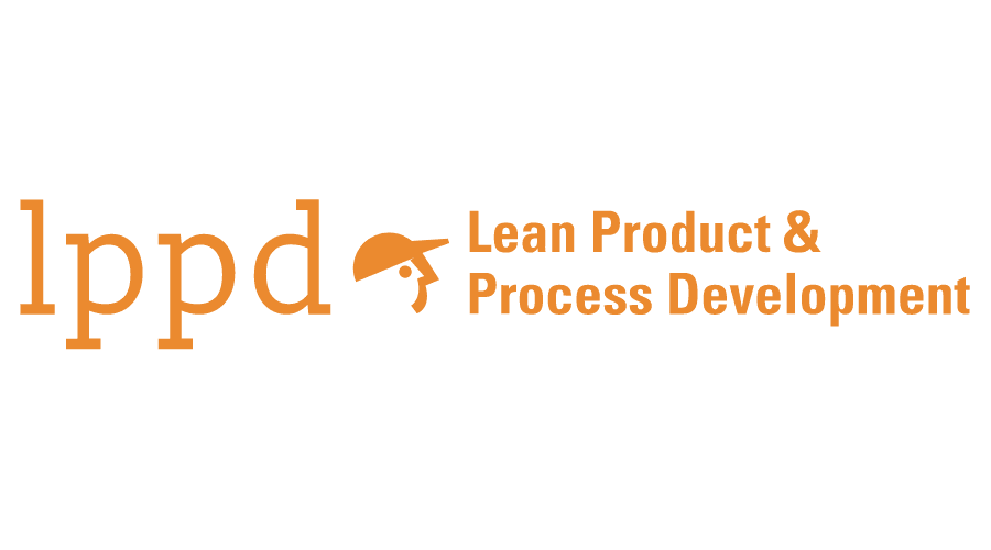 Lean Product and Process Development (LPPD) Logo Vector