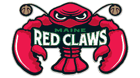 Maine Red Claws Logo Vector's thumbnail