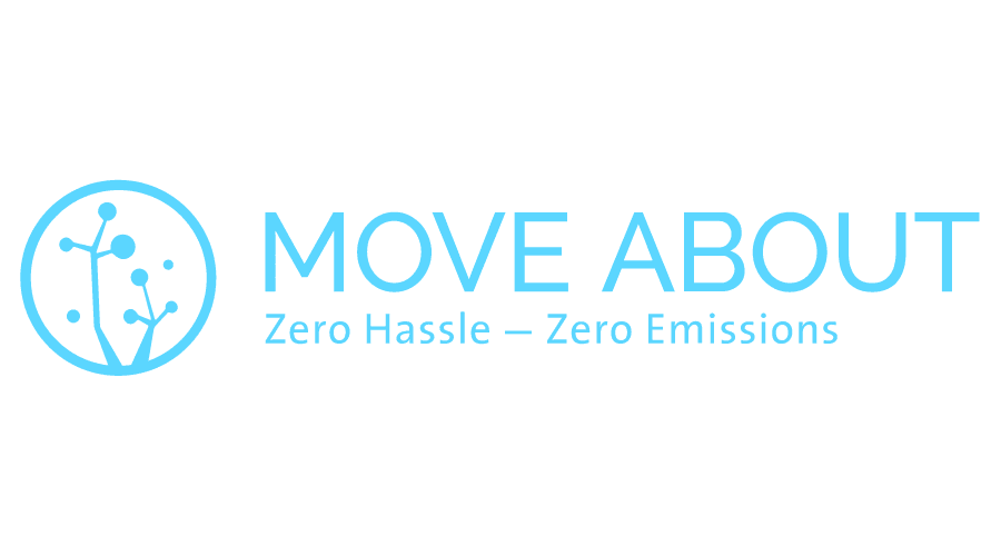 Move About AB Logo Vector