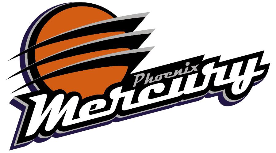 Phoenix Mercury Logo Vector