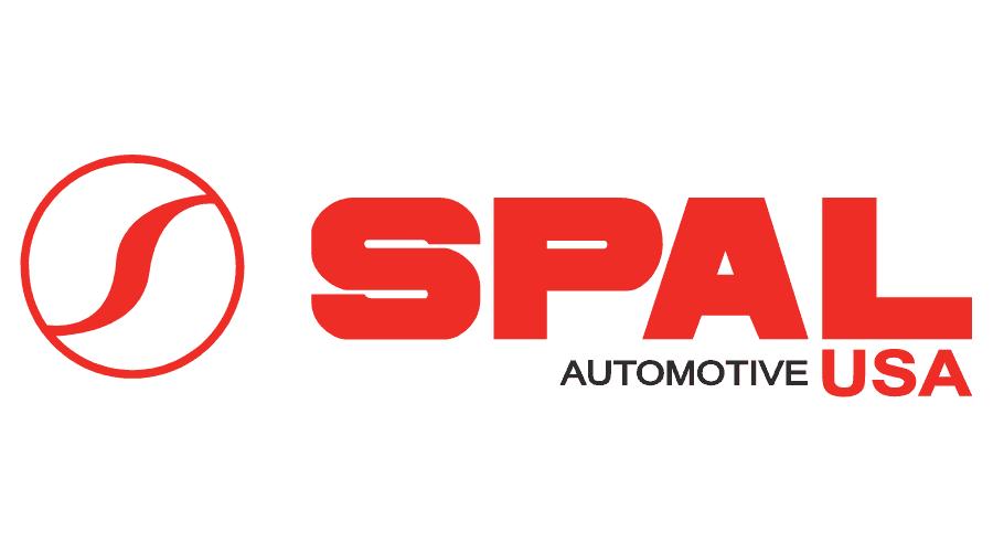 SPAL Automotive USA Logo Vector