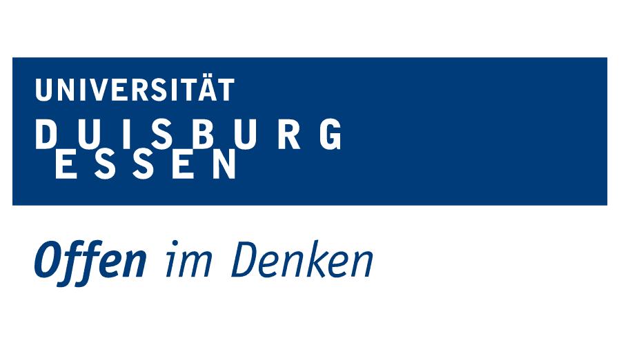 Universität Duisburg-Essen (UDE) Logo Vector