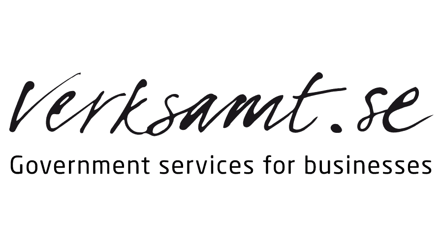 verksamt.se – Government Services for Businesses Logo Vector
