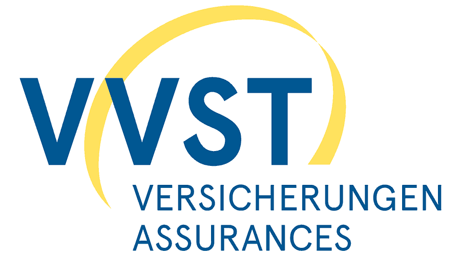 VVST Versicherungen Assurances Logo Vector