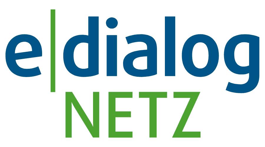 e.dialog Netz Logo Vector