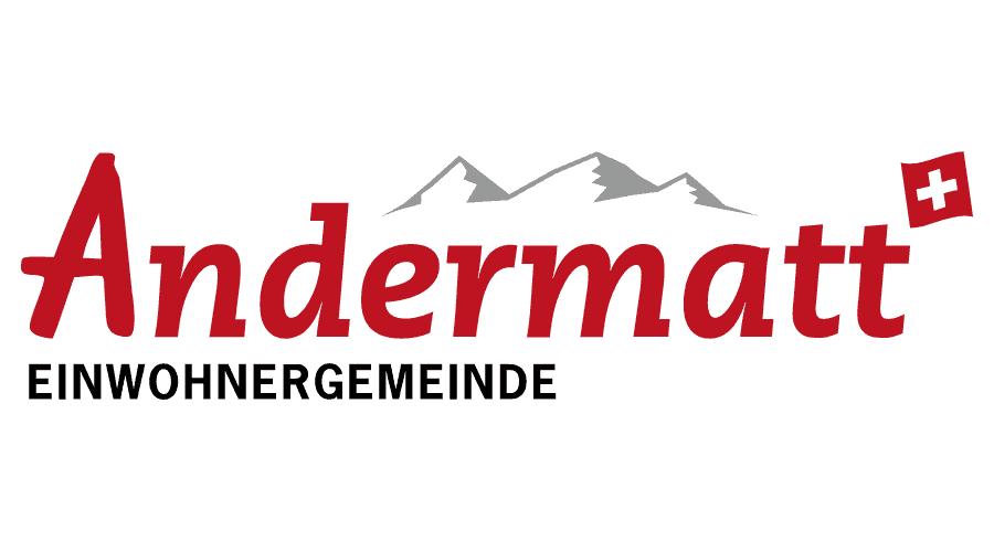 Einwohnergemeinde Andermatt Logo Vector