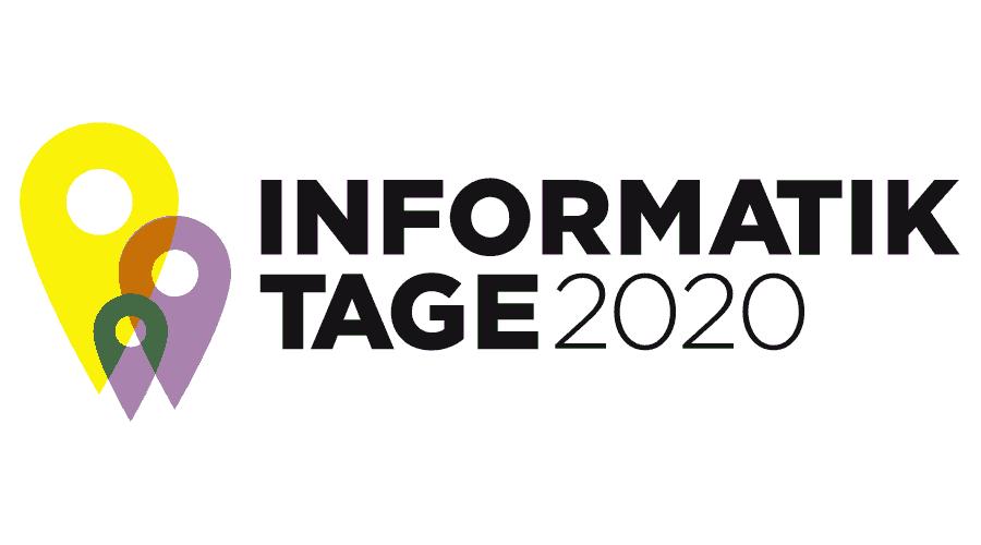 Informatiktage 2020 Logo Vector