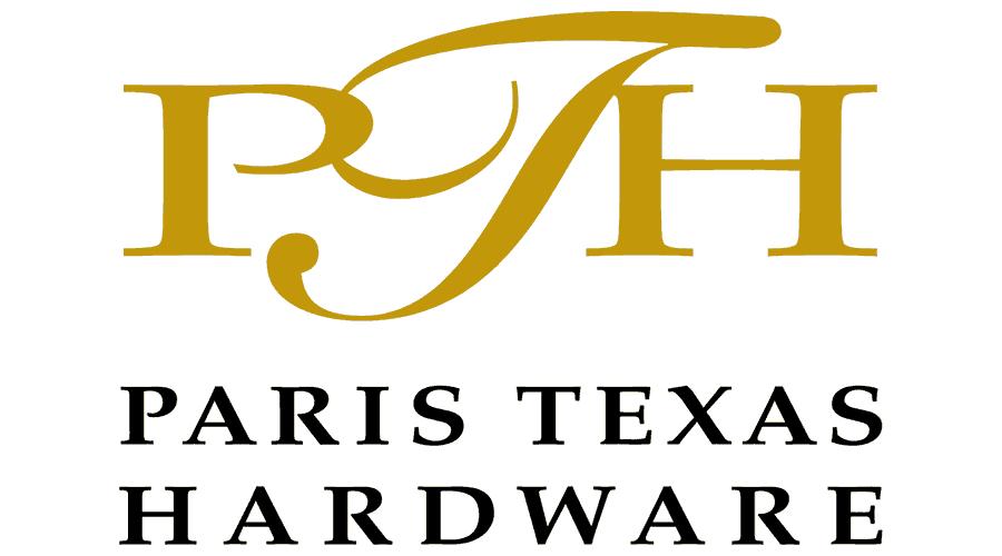 Paris Texas Hardware Logo Vector
