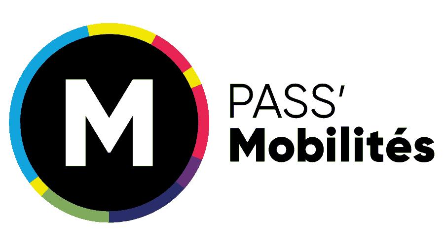 PASS' Mobilités Logo Vector