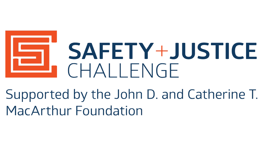 Safety and Justice Challenge Logo Vector