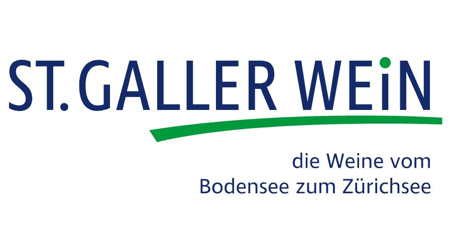 St. Galler Wein Logo Vector