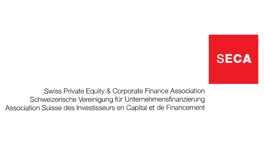 Swiss Private Equity and Corporate Finance Association (SECA) Logo Vector