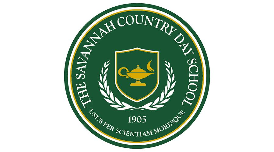 The Savannah Country Day School Logo Vector