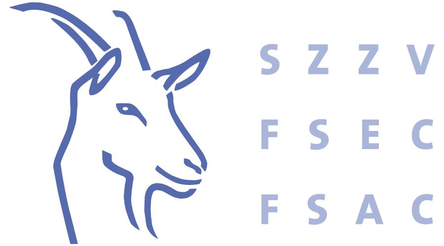 Schweizerischen Ziegenzuchtverband (SZZV) Logo Vector