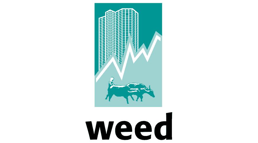 WEED – Weltwirtschaft, Ökologie & Entwicklung e.V. Logo Vector