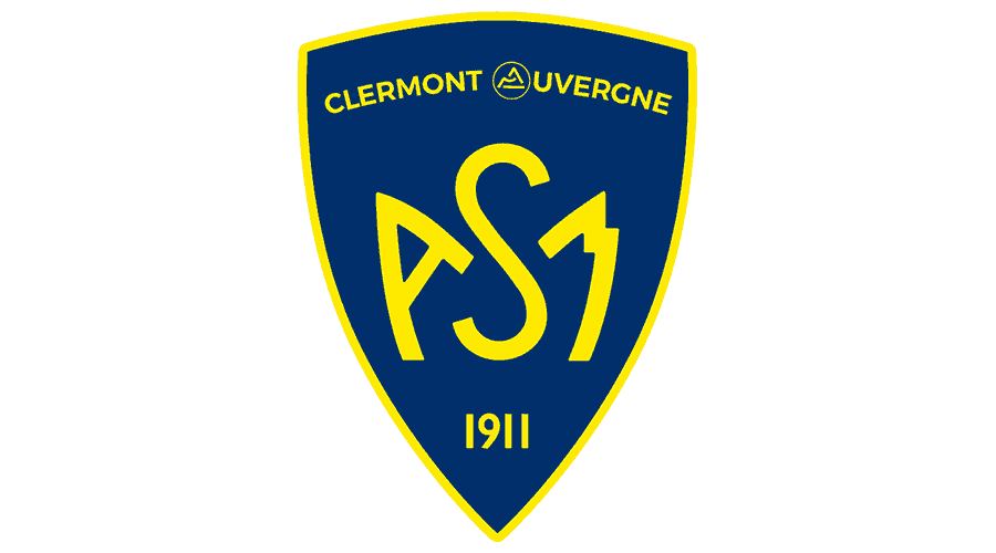 ASM Clermont Auvergne Rugby Logo Vector