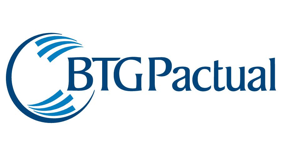 BTG Pactual Logo Vector