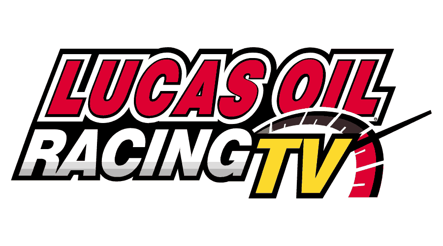 Lucas Oil Racing TV Logo Vector