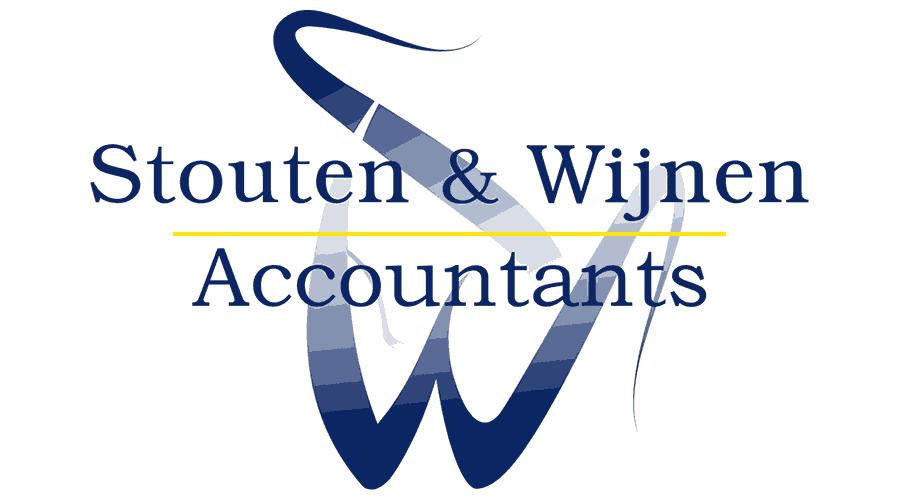 Stouten en Wijnen Accountants Logo Vector