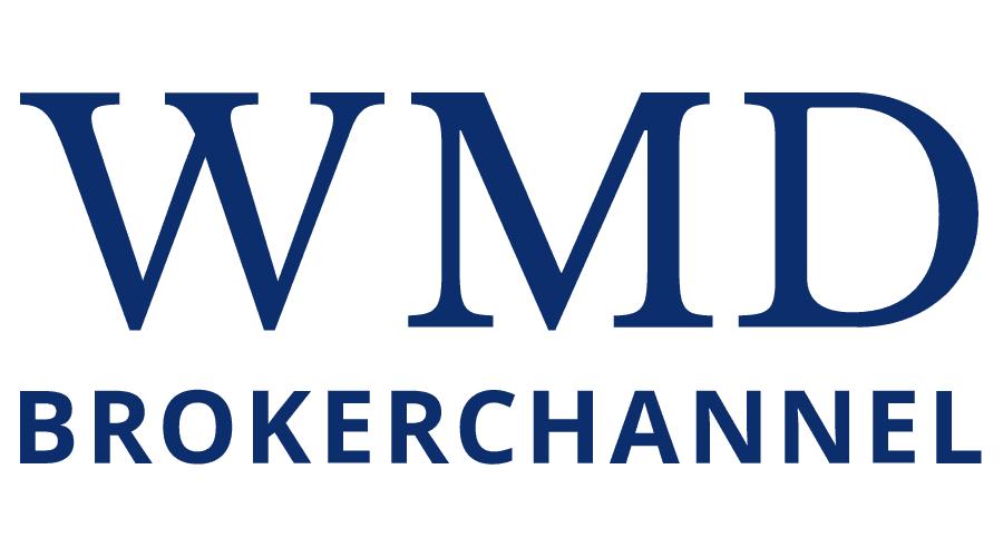 WMD Brokerchannel Logo Vector