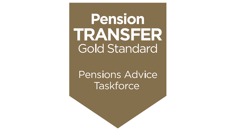 Pension Transfer Gold Standard (PTGS) Logo Vector