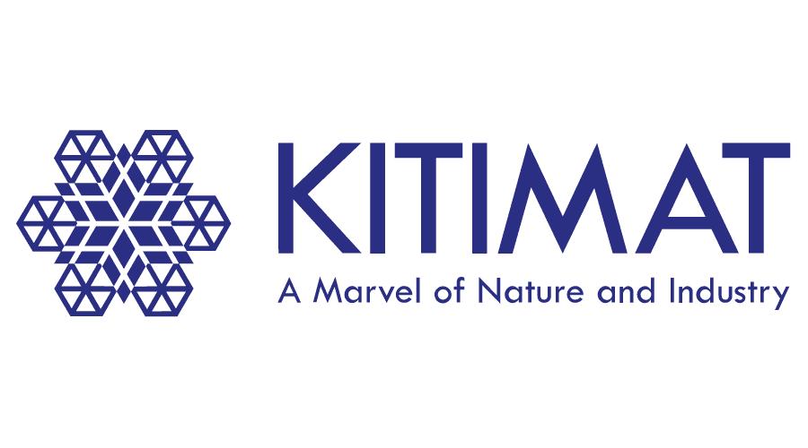 District of Kitimat Logo Vector