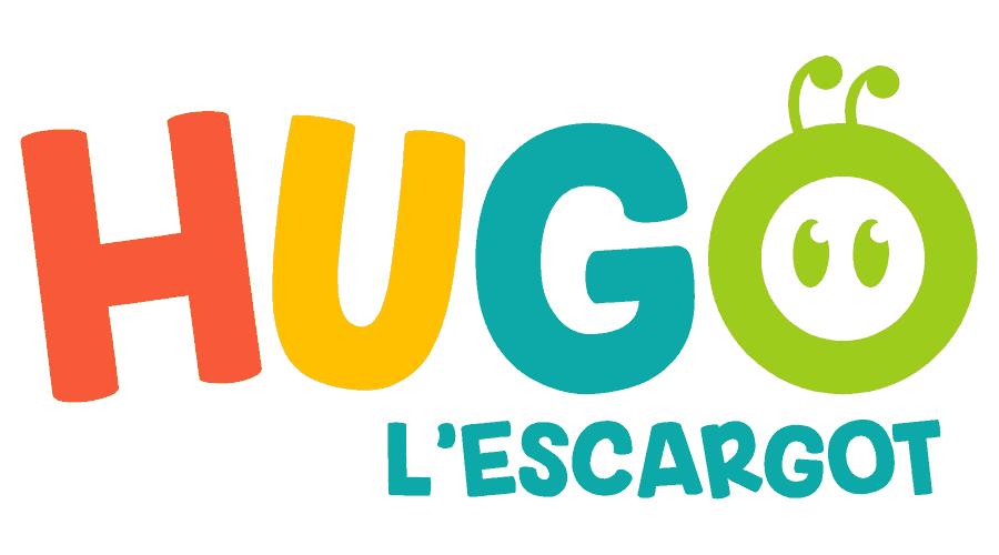 Hugo l'escargot Logo Vector