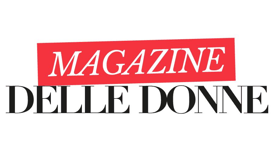 Magazine delle donne Logo Vector