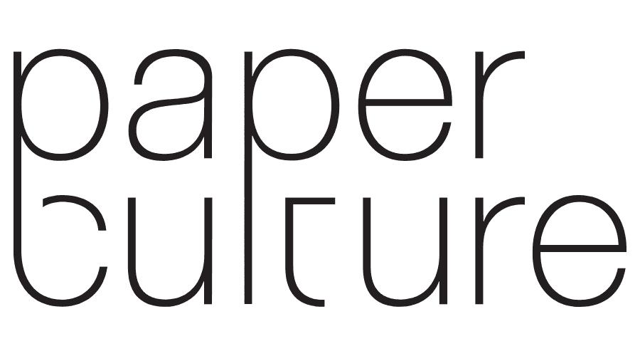Paper Culture Logo Vector